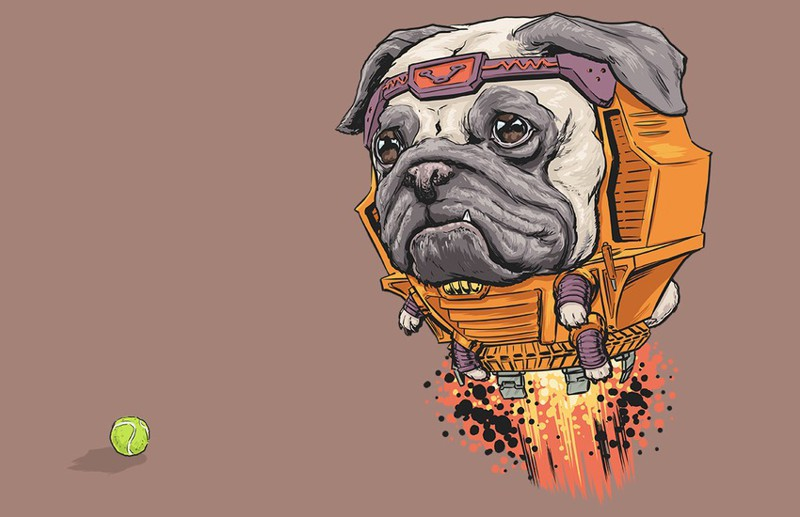 Marvel Dog