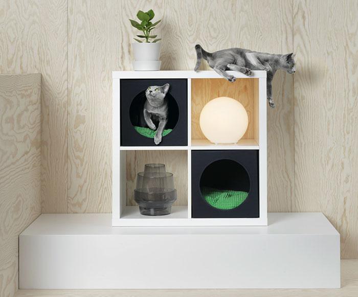 Мебель IKEA для животных