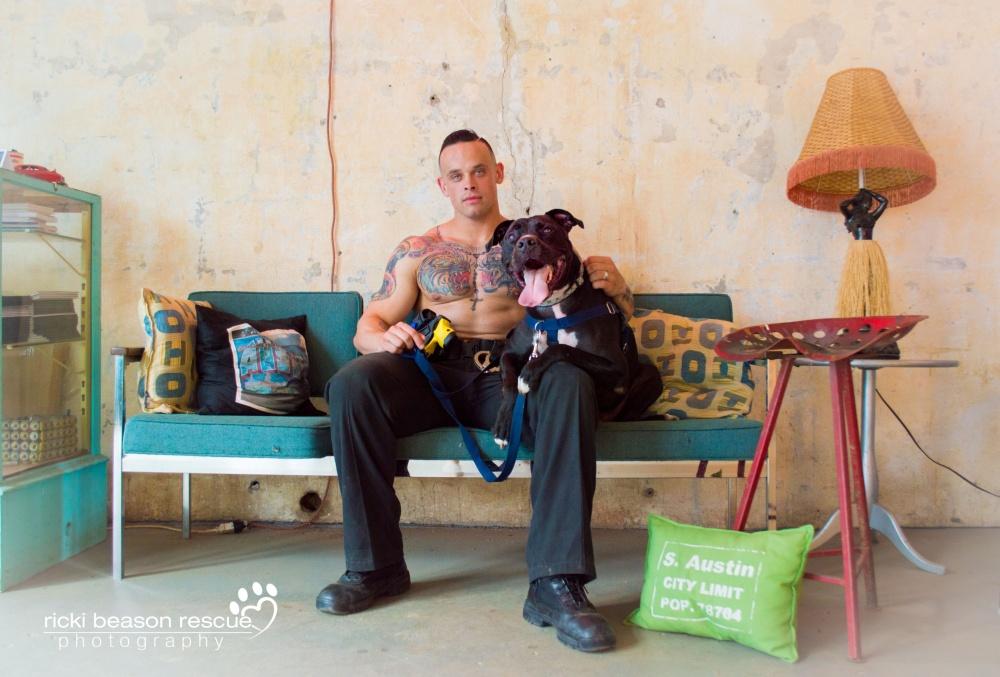 Горячие парни и бездомные собаки
